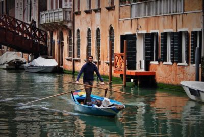Venice is not sinking