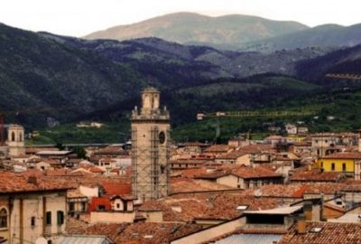 Travel to Abruzzo, among the hamlets of L'Aquila