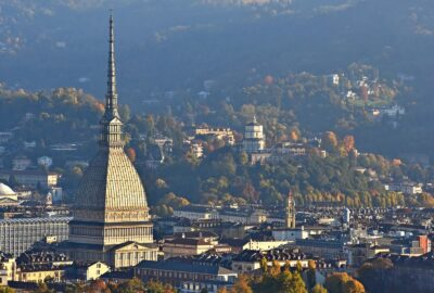 Journey to Piedmont, nature and history in Turin
